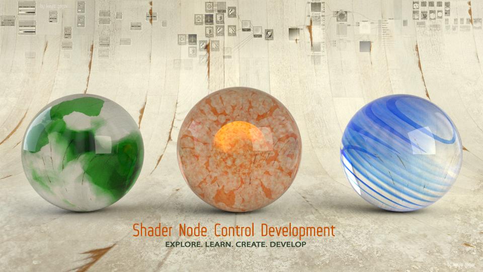 Node Shader Controls